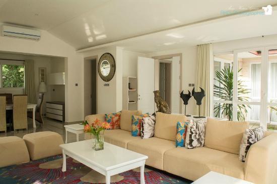 Wohnlandschaft In Villas The Residences Bild Von Leopard Beach