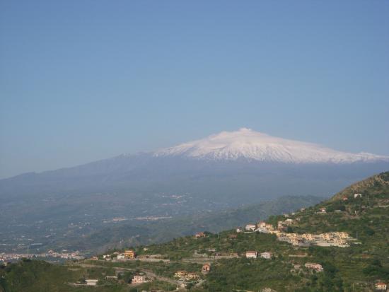 Villa Sara : Etna