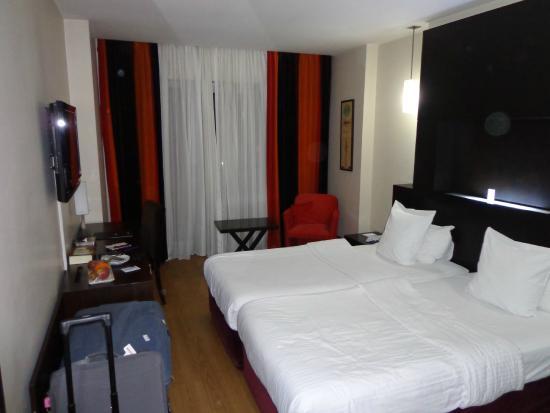Hotel Beyaz Saray: Una habitación ¿superior??????