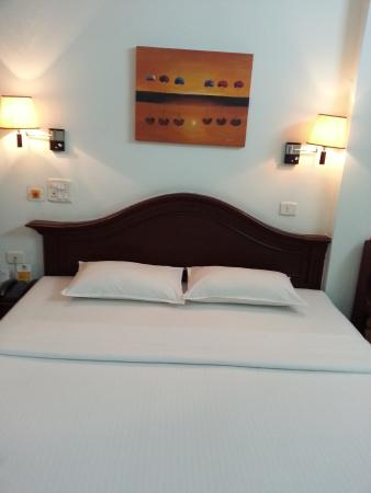 KK Residency: Cofortable bed