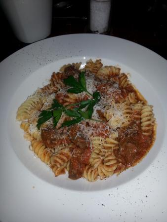 Romeo Ristorante Italiano & Pizzeria: My yummy pasta!