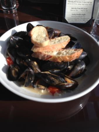 Palmyra, WI: A Lot of Mussels
