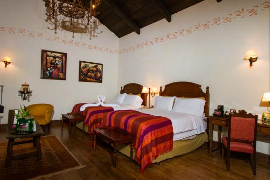 Porta Hotel Antigua: Junior Suite Premium