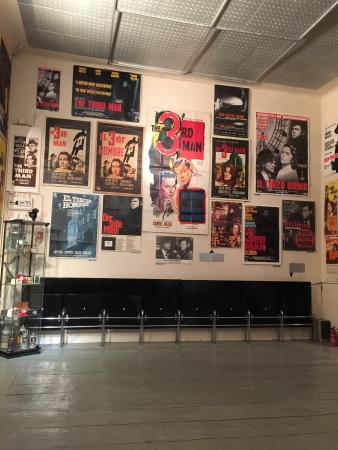 The Third Man Museum: A museum room