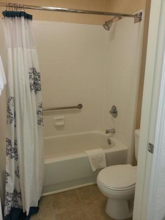 Residence Inn Los Angeles LAX/Manhattan Beach: Bathroom