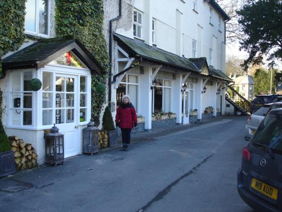 The Inn at Grasmere: Just arrived