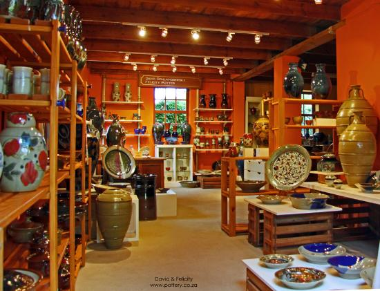 Bukkenburg Pottery Studio