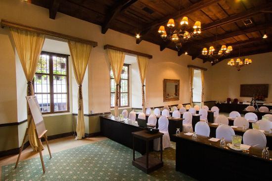 Porta Hotel Antigua Salones De Eventos
