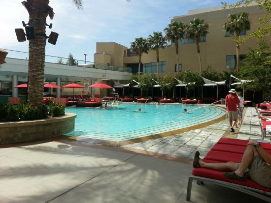 Pool Picture Of Palms Casino Resort Las Vegas Tripadvisor