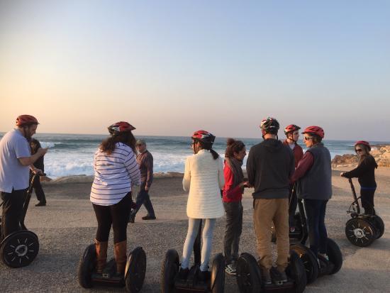 Zu-Zu Segway Tours: Sunset Segway your in Tel-Aviv Thanks Zuzu!