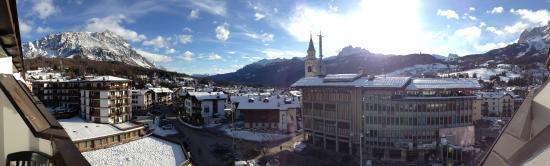 Domina Home Alaska: view from balcony