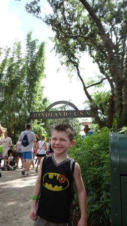 Restaurantosaurus : Located inside Dino Land USA at Animal Kingdom