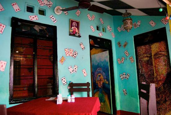 Kushi Cafe and Restaurant: Kushi Cafe