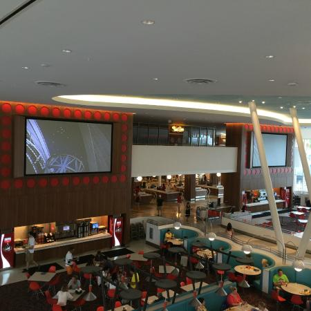 Massive Food Court Picture Of Universal S Cabana Bay