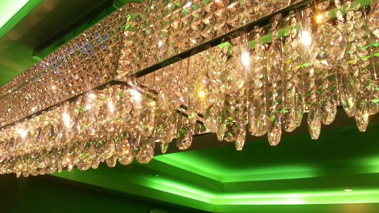 Kraves lighting design is a key part of its ambiance picture of