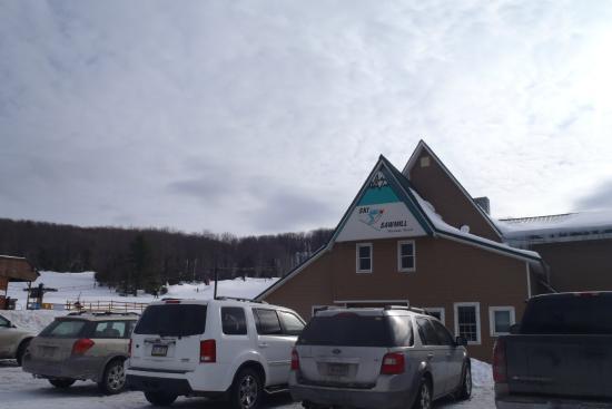 Ski Sawmill