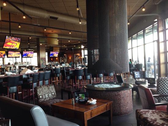 Bar Louie Fire Pit And Lounge