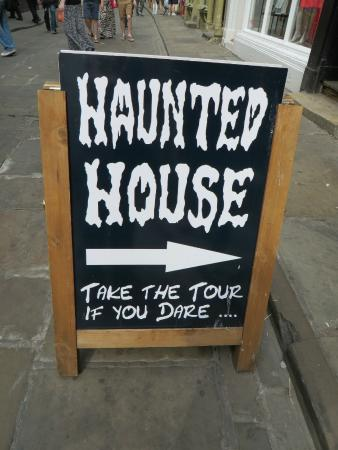 Haunted, 35 Stonegate: Front
