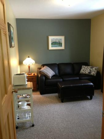 B&B on Balsam : Sitting room
