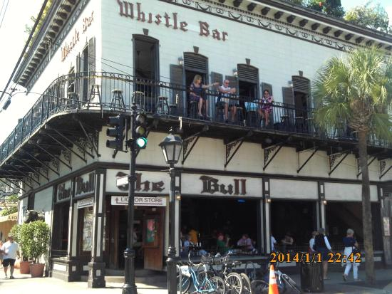 The Bull and Whistle Bar Duval Street