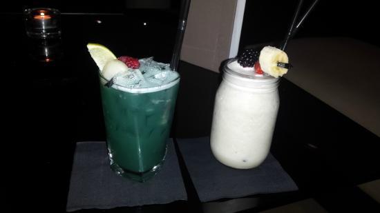 Nuvo Bar & Restaurant: Cocktails...