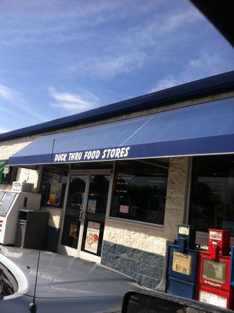 Duck Thru Food Stores