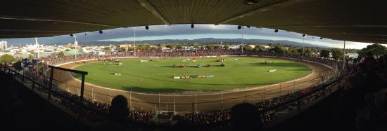 Robertson Holden International Speedway: Corporate Box view