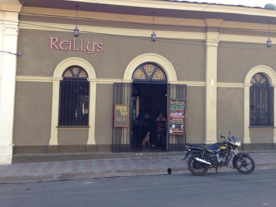 Reilly's Irish Tavern: Reilly's , Granada ,Nicaragua