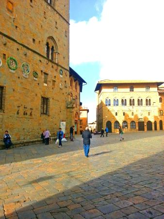 Pinacoteca e Museo Civico : prédios maravilhosos