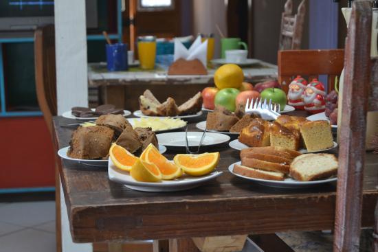 Hostal Aldea Del Elqui: desayuno 2