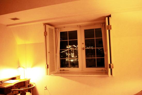 Setre Glover's House Nagasaki: 窓