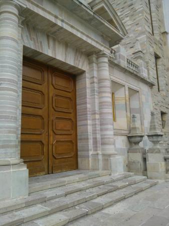 University of Guanajuato: Fachada