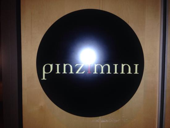 Pinzimini at The Westin Arlington Gateway: Sign