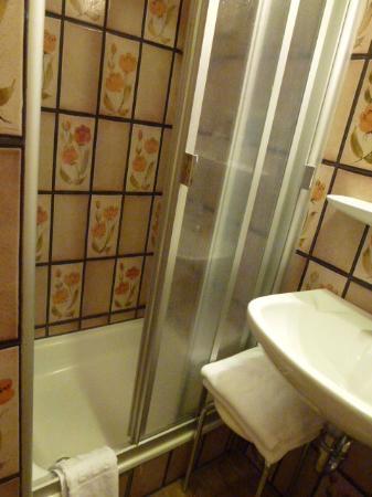 AKZENT Hotel Schranne: バスルーム