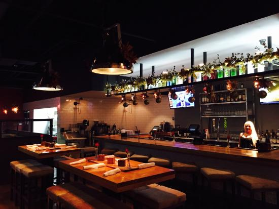View Of The Bar Picture Of Cotton Corn Kitchen Bar Duluth Tripadvisor