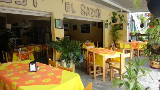 Restaurante El sazon