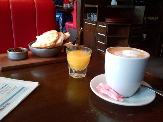 Runnie's: Desayuno completo