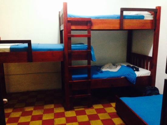 Hacia El Sur Hostal: Dorm