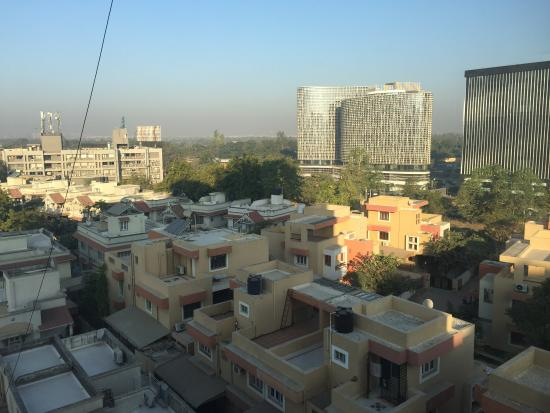 Ramada Ahmedabad: View from the room