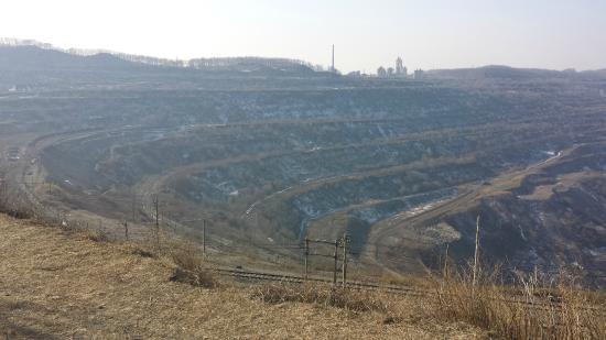 Xilu Open Mine : Enorme