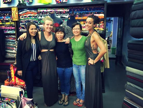 Cloth Shop SU