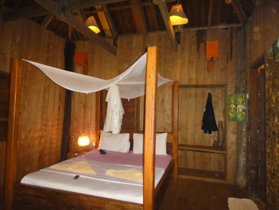 Tree Top Eco-Lodge: room