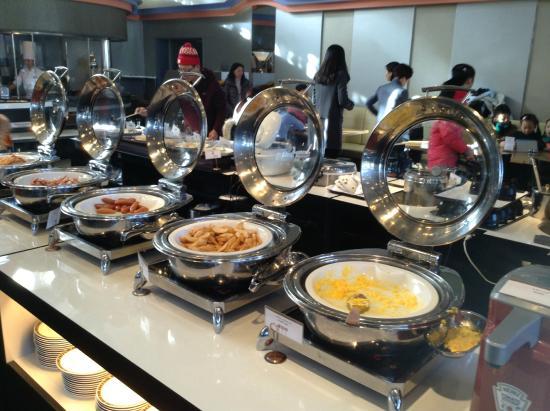 breakfast buffet in the new york restaurant picture of karuizawa rh tripadvisor in halal buffet in new york buffets in new york city