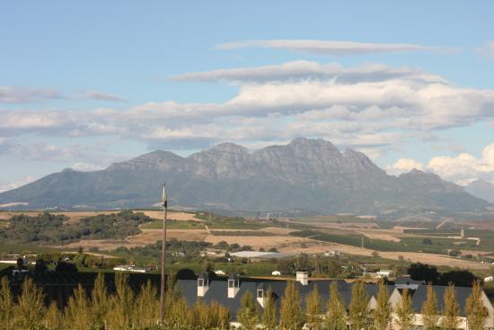Allegria Guesthouse: beautful view