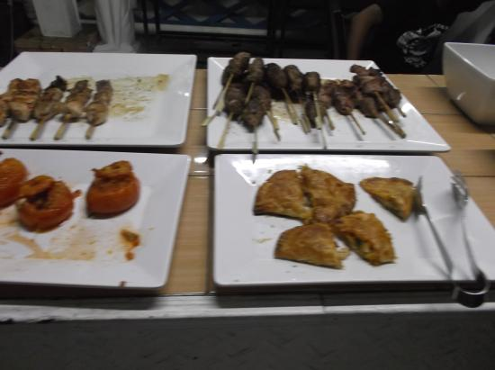 Fi Kitchen & Bar: brochettes
