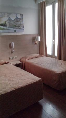 Lux Hotel Picpus: Chambre 1