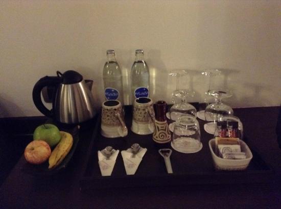 The Elements Krabi Resort: ของฟรีในห้อง