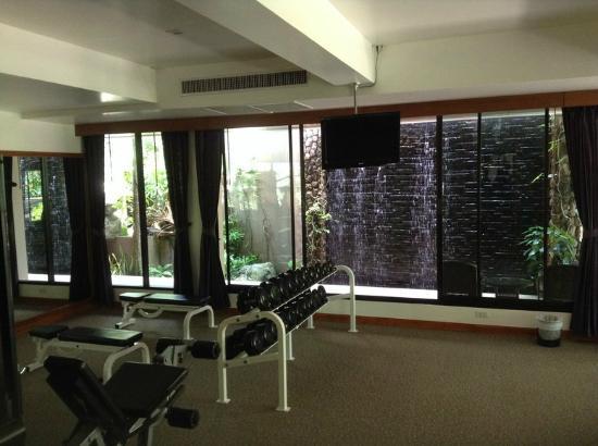The Elements Krabi Resort: ฟิตเนส (play ground)