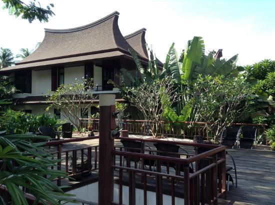 The Elements Krabi Resort: ตึกนึ้สำหรับห้องแบบพรีเมียร์
