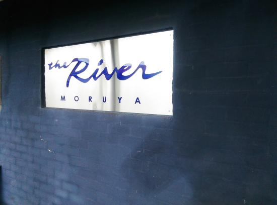 The River Moruya: The Entrance Wall